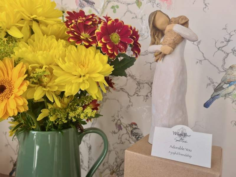 Adorable You figurine by Willow Tree