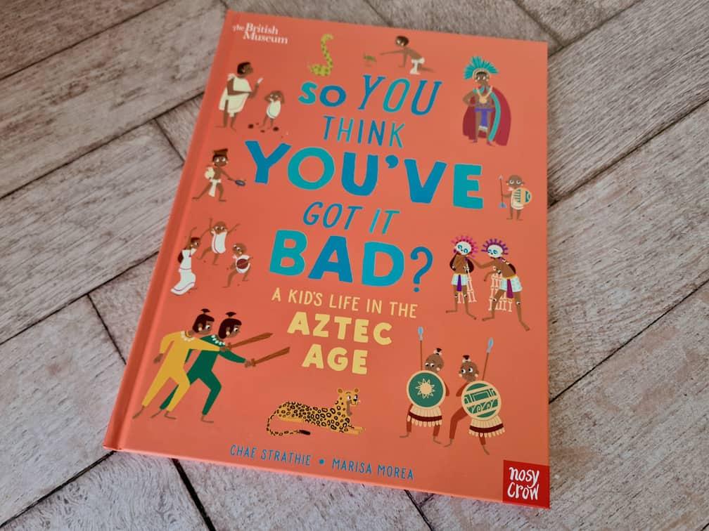 So you think you've got it bad? A kid's life in the Aztec age