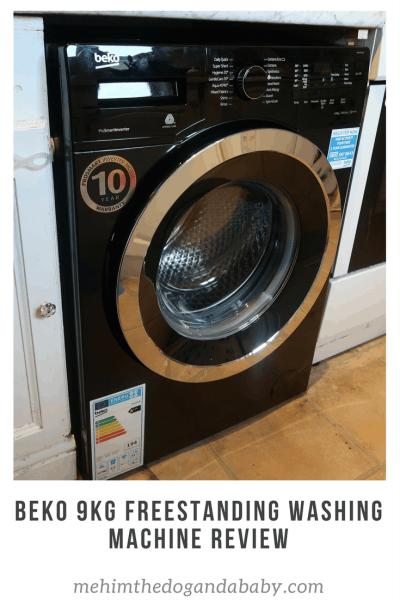 Beko 9kg Freestanding Washing Machine Review
