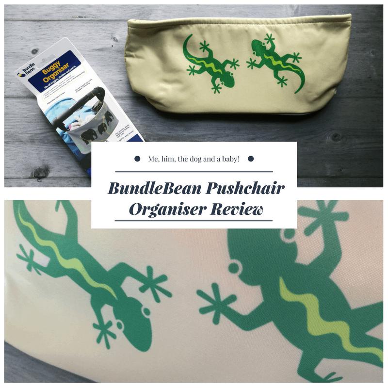 BundleBean Pushchair Organiser