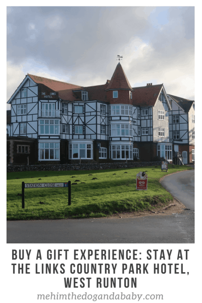 Buy A Gift Experience: Stay At The Links Country Park Hotel, West Runton
