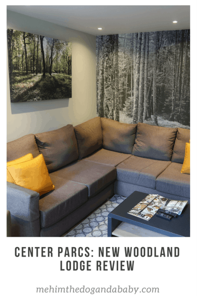 Center Parcs: New Woodland Lodge Review