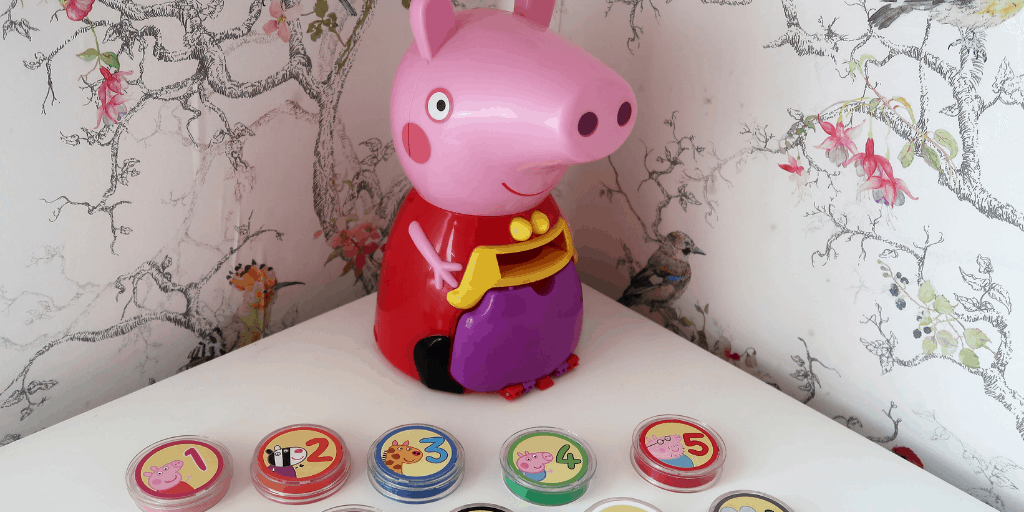 Count With Peppa Review