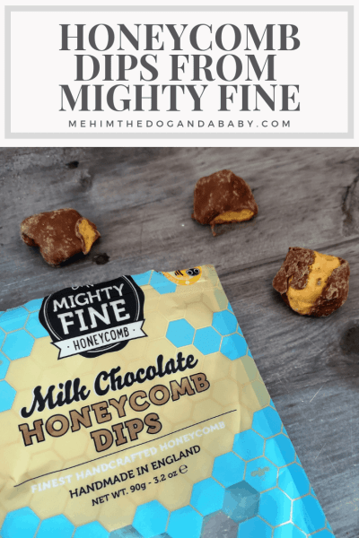 Honeycomb Dips From Mighty Fine