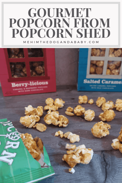 Gourmet Popcorn From Popcorn Shed