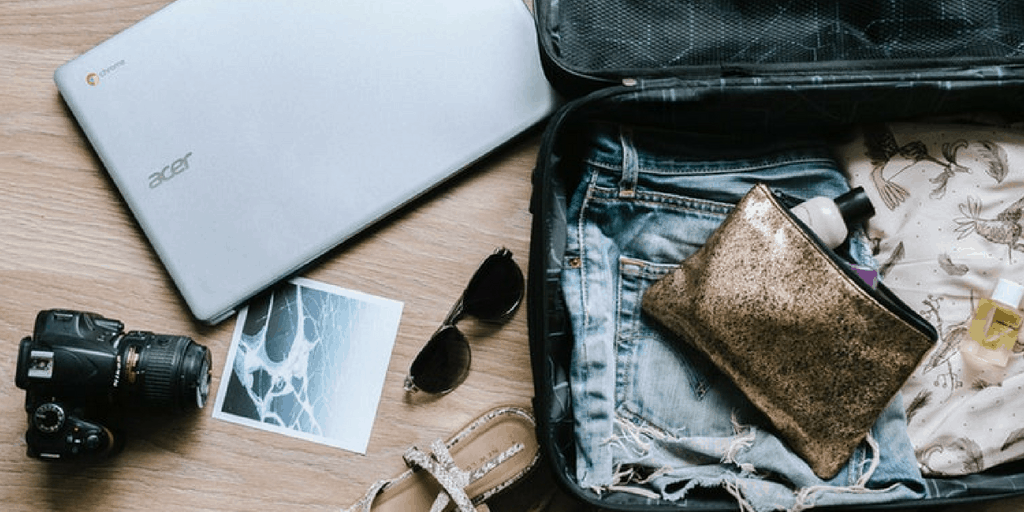 How To Pack For A Haven Holiday When You Don't Drive