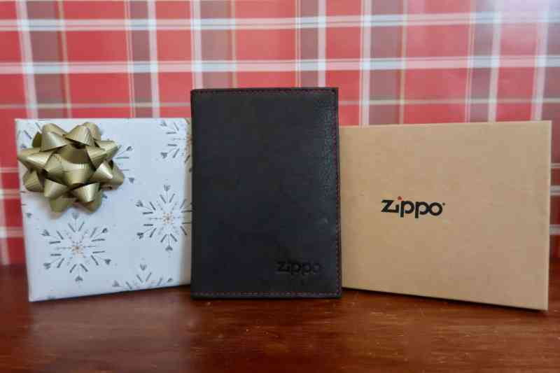 Zippo Leather Wallet