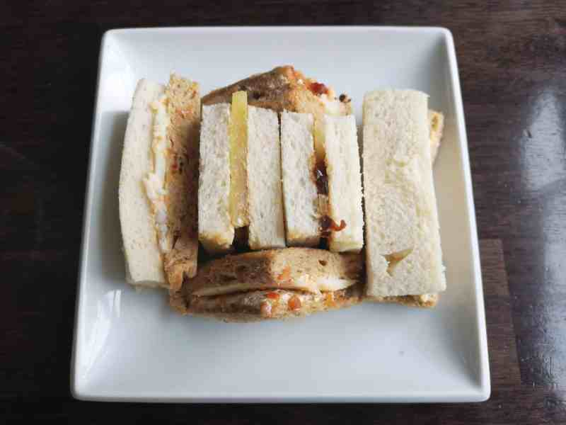 pescetarian sandwiches