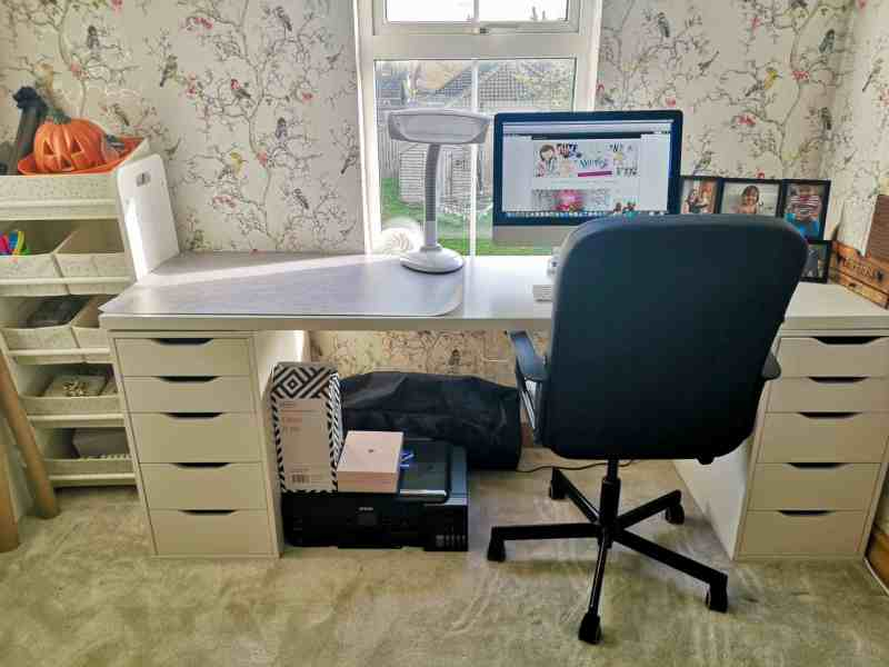 Self-employed Home office
