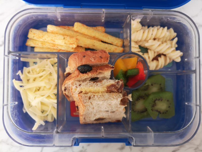 Yumbox lunch
