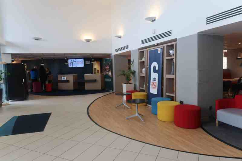 Holiday Inn Express London - Stansted Airport Hotel renovated