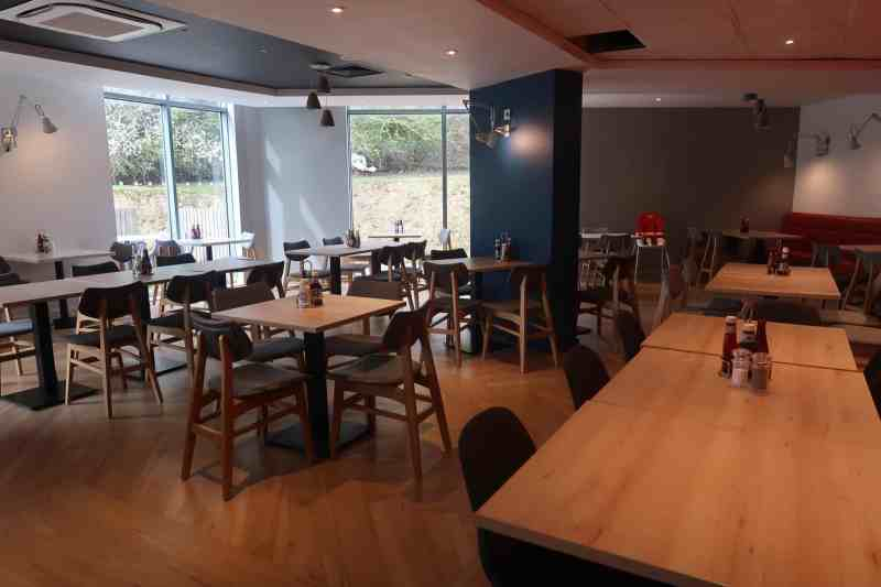 Holiday Inn Express London - Stansted Airport Hotel restaurant