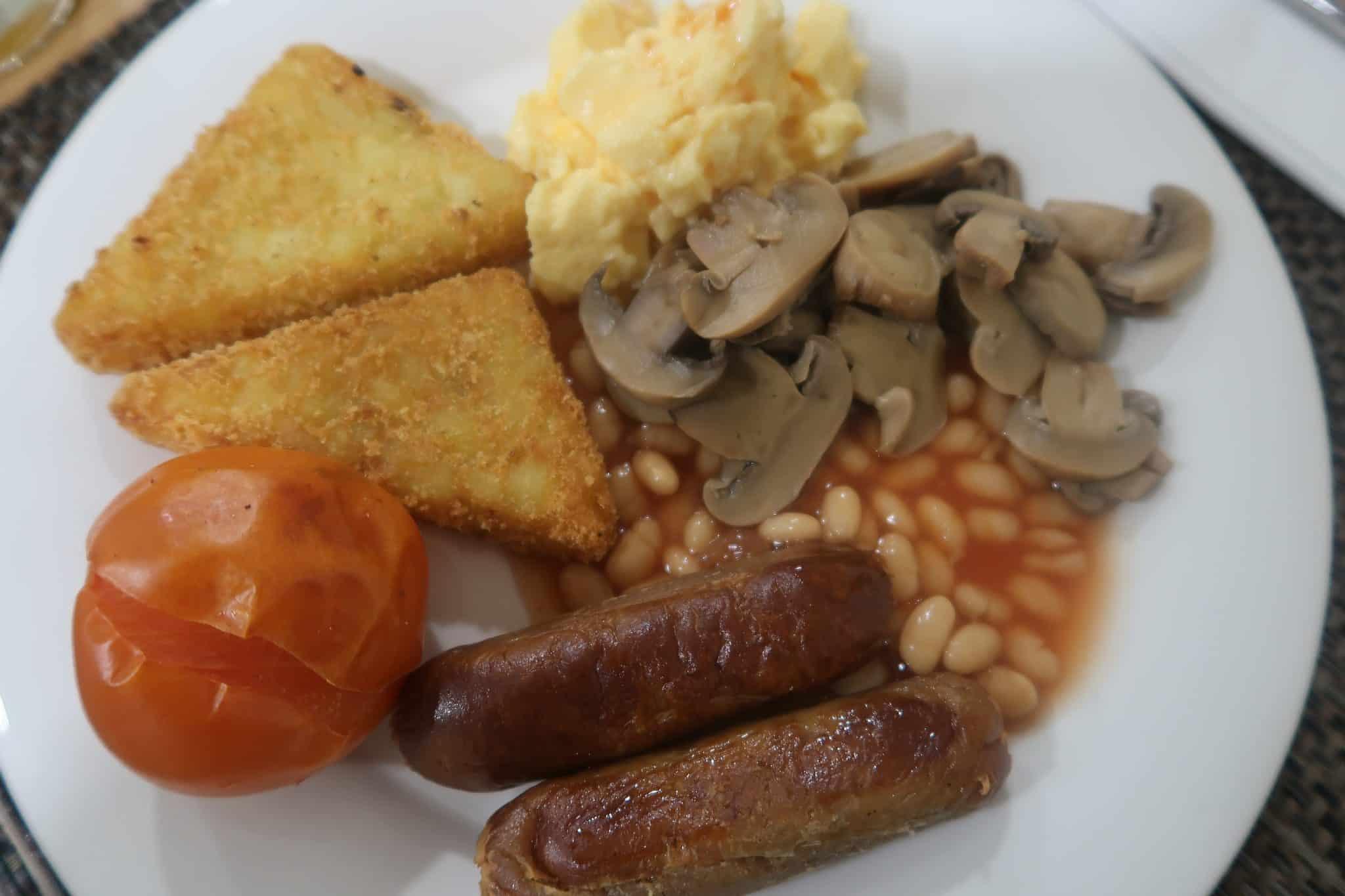 All inclusive breakfast