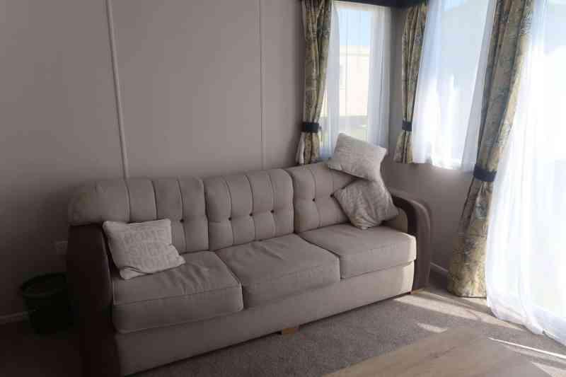 Haven Prestige Caravan Living Room