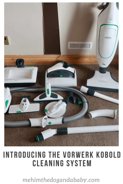 Introducing The Vorwerk Kobold Cleaning System