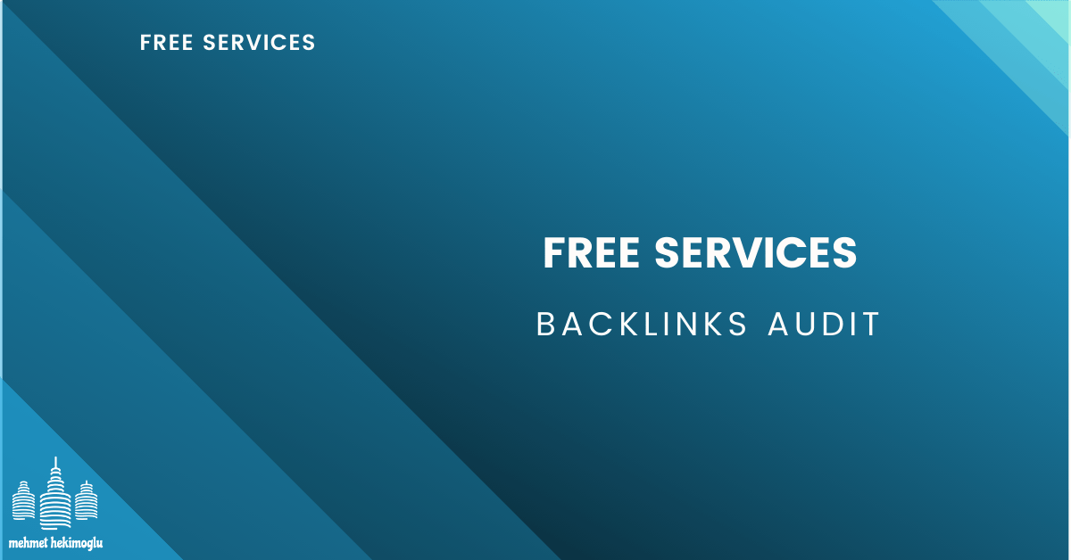 BACKLINKS AUDIT