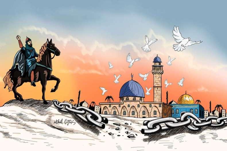 Kudüs'ü Hak Saklasın!