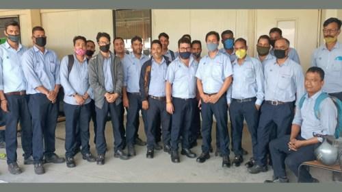 महिंद्रा सीआईई पंतनगर प्लांट में 5 साल का ₹8500 का वेतन समझौता