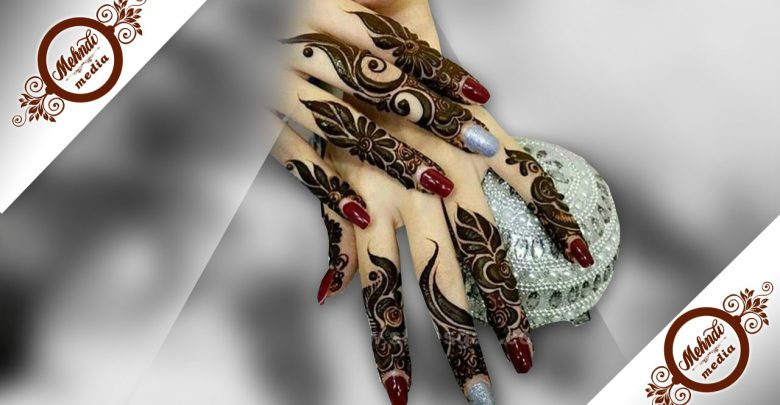 Finger Mehndi Design Simple 2019