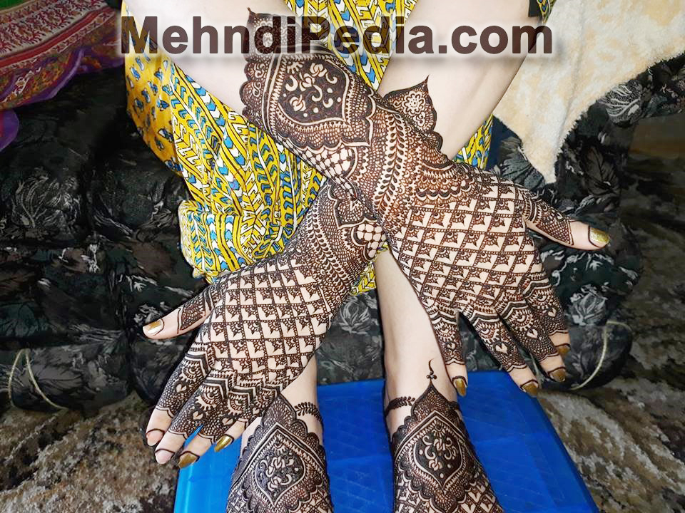 henna mehndi designs images