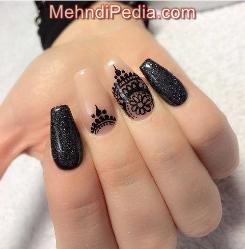 amazing pale nail designs for home
