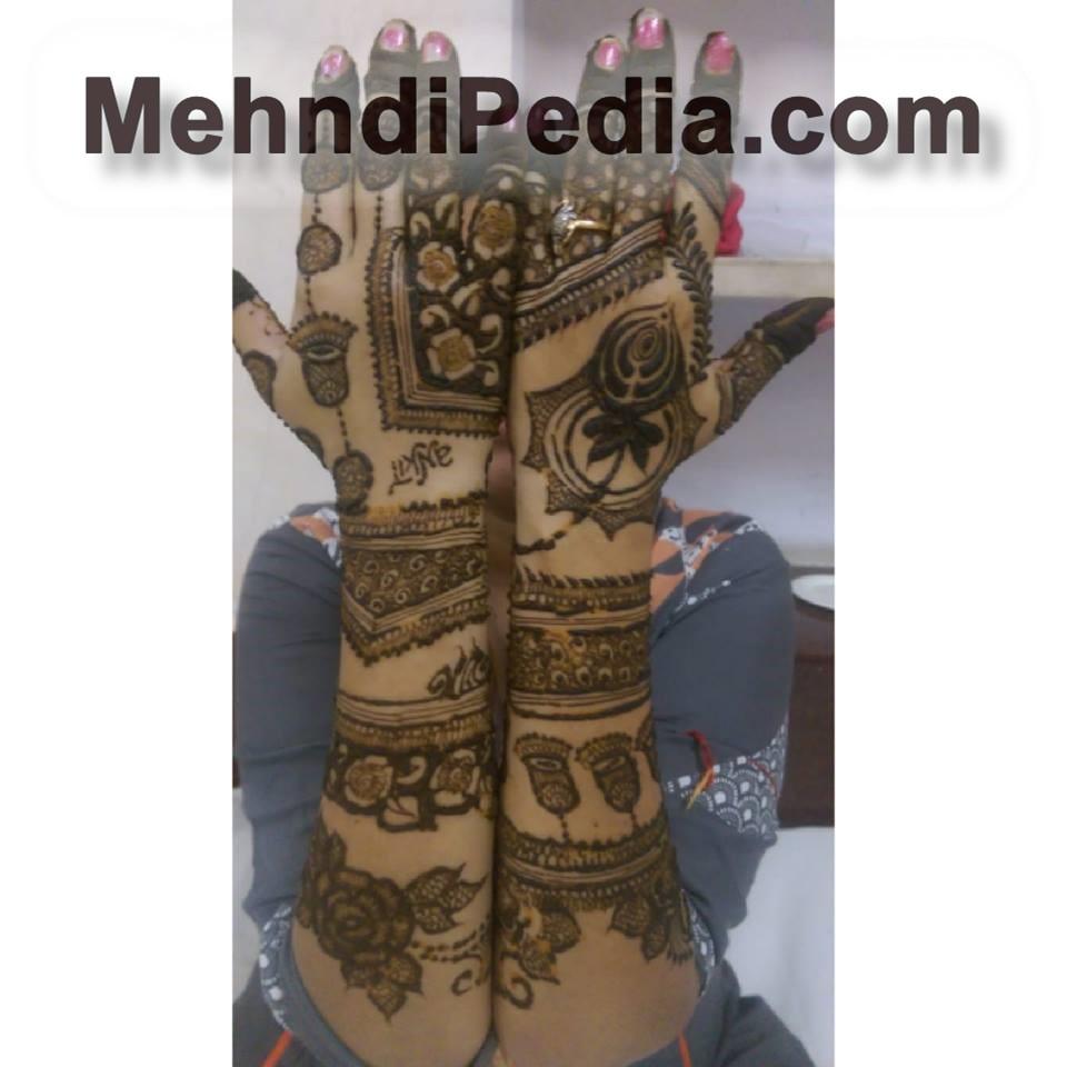 mehndi designs hd wallpaper