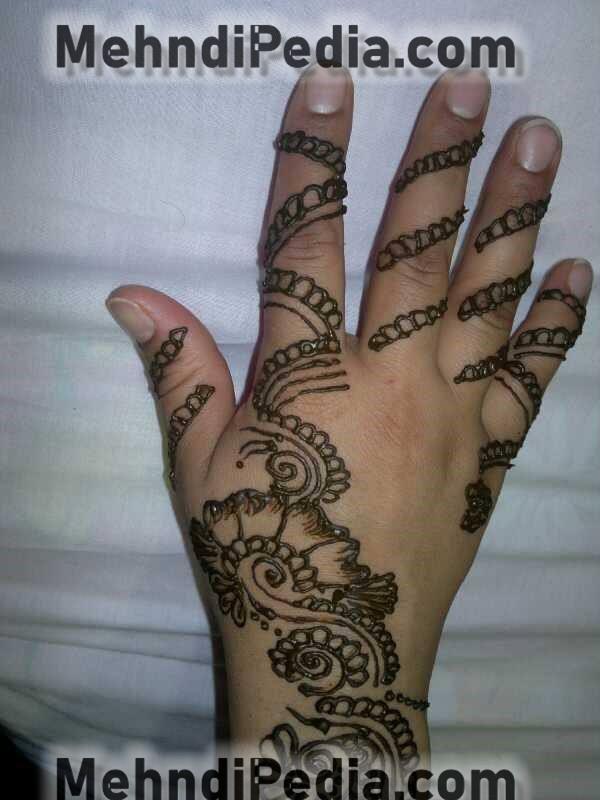 boy friend mehndi designs