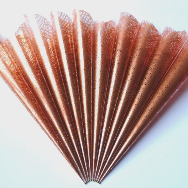 empty henna cones 0.50mm
