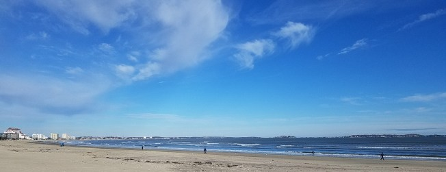 January Beach Bubblers