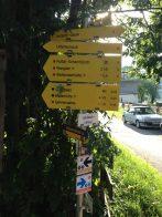 Start der Tour in Leutsch-Lehen