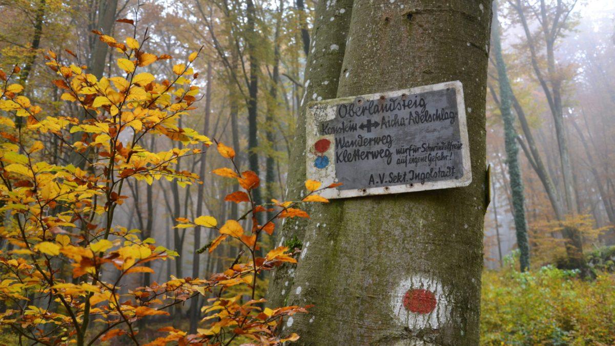 Oberlandsteig - Teil II rot