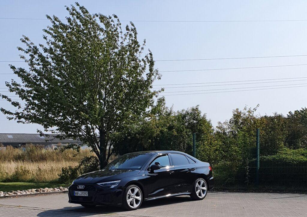 Automatik Audi Auto für Fahrschule
