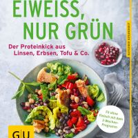 """Veggie-Burger mit Linsenbratlingen - aus meinem Kochbuch """"Eiweiss, nur grün"""""""