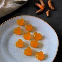 Kurkuma-Fruchtgummis (zuckerfrei)