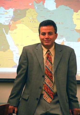 4 - Dr. Mehrzad Boroujerdi