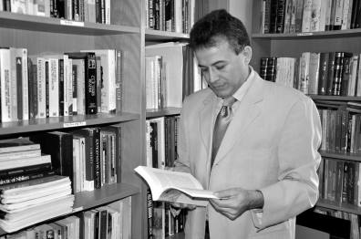 Mehrzad in Library