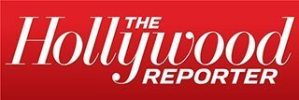Image of the Hollywood Reporter logo in color