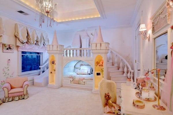 Çocuk odaları için tasarım önerileri
