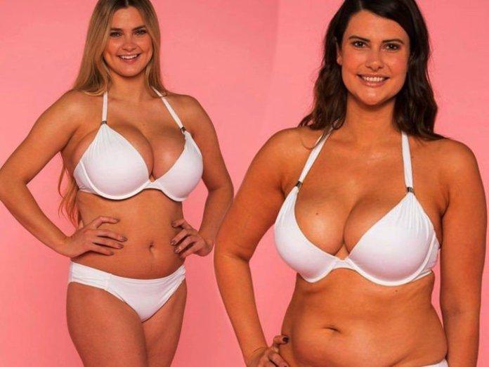 Kimin sahte, kimin gerçek göğüslere sahip olduğunu anlayabilir misiniz?