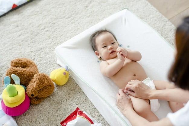 Bebeklerde pişik oluşumunu önlemek için ipuçları