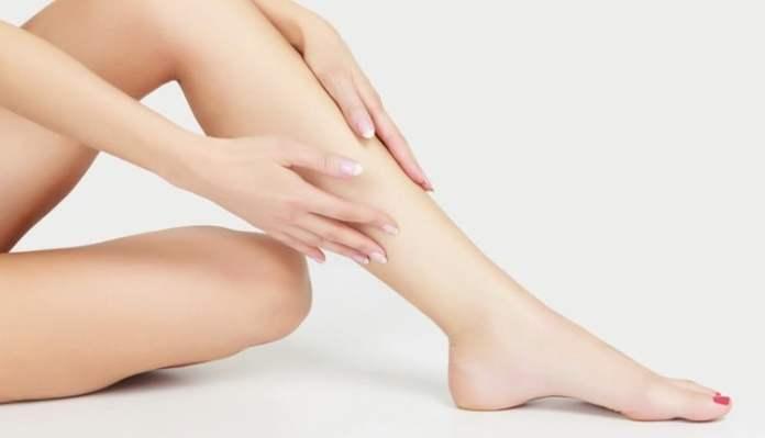 Bacaktaki batıklar nasıl geçer aspirin sürün!