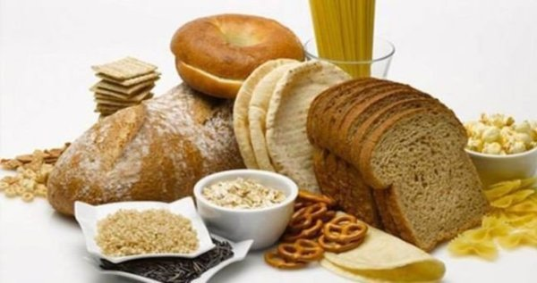 gluten içeren tahıl