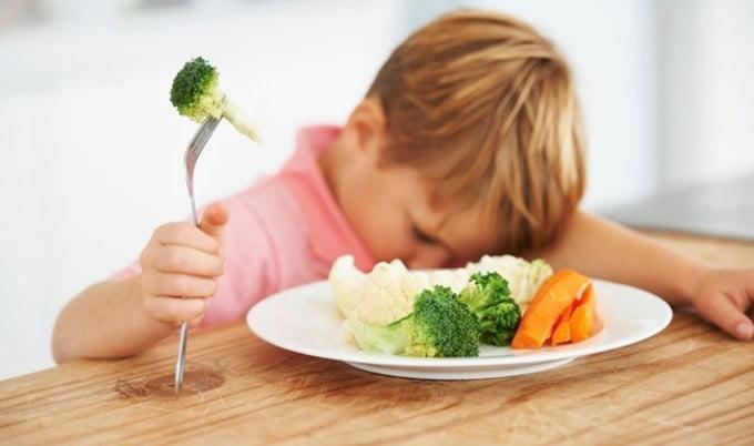 Çocuklar için meyve ve sebzeler neden önemli