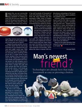 Art & society - mans' newest friend
