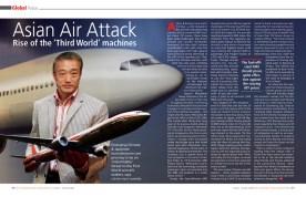 asian air attack