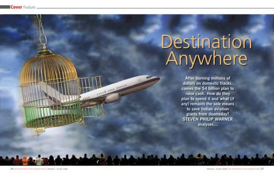 Destination Anywere