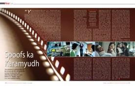 Spoofs ka Karamyudh - First Cut