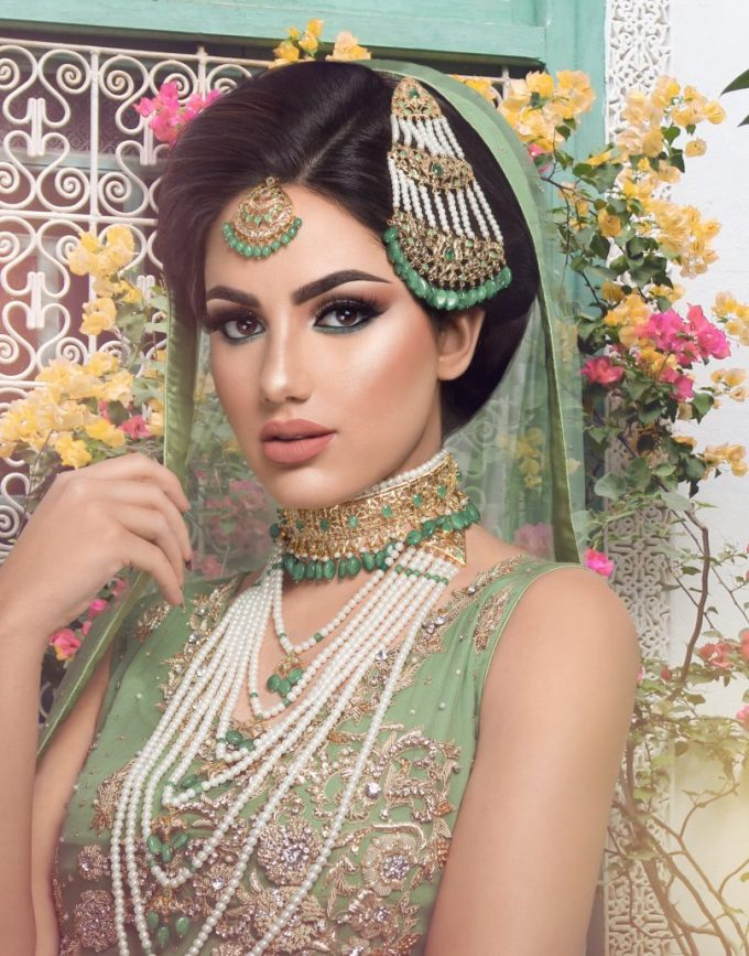 mehwish almas | asian bridal makeup artist london | training