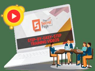 The-Secret-Page-Training