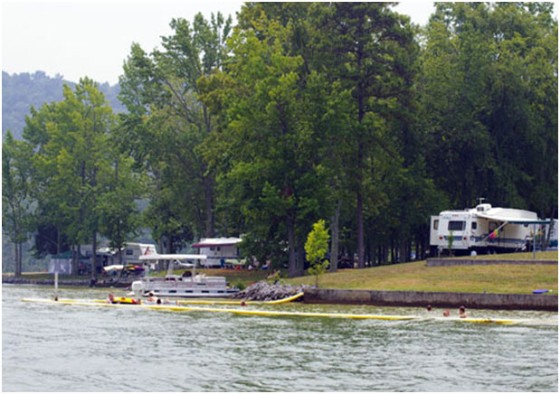 Ten Mile Campgrounds